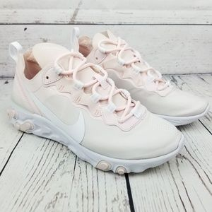 Nike React Element 55 Pale Pink